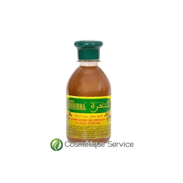Shampoing à l'huile d'argan - AL HOURRA