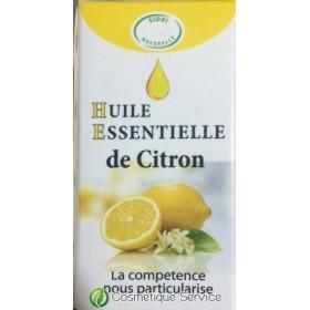 Huile essentielle de citron 10ml - BIO