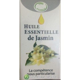 Huile essentielle de jasmin 10ml - BIO