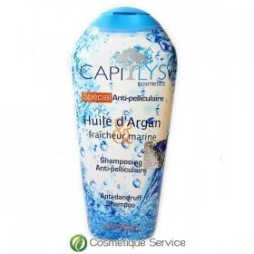 Shampoing anti-pelliculaire à l'argan - CAPILYS