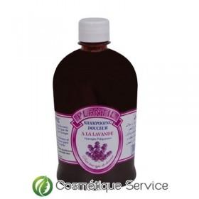 Shampoing à la lavande 500ml - PLANTIL