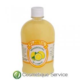 Shampoing au citron 500ml - PLANTIL