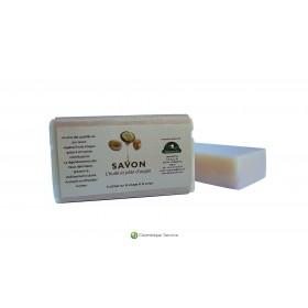 Savon à l'huile et pâte d'argan - SaharaCactus