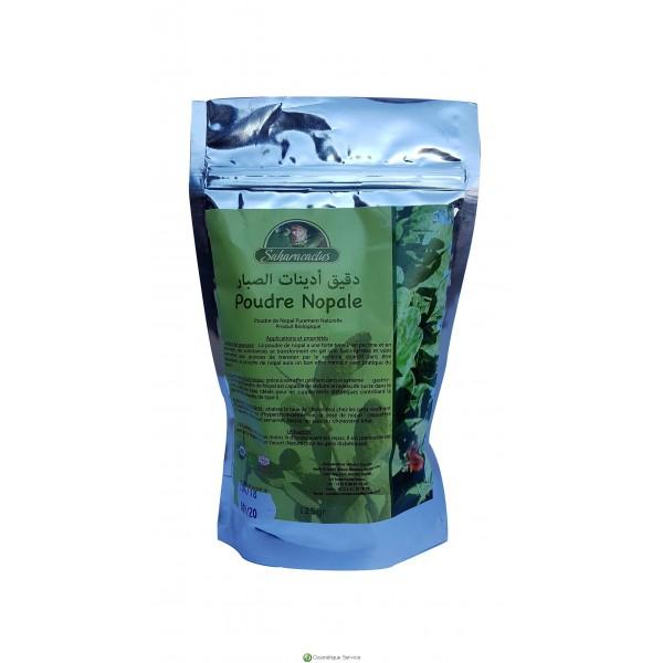 Poudre de Nopal certifiée Ecocert - SaharaCactus