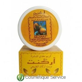 Crème à l'huile d'argan - ARGANAT