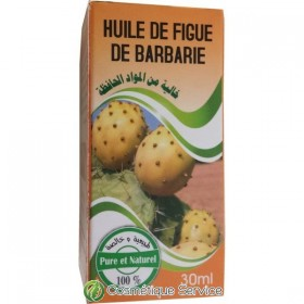 Huile de figue de barbarie 30ml - AL MOUMTAZ