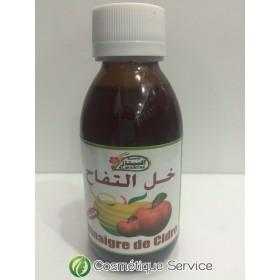 Vinaigre de pomme (cidre) 125ml - AL MOUMTAZ