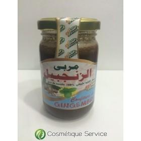 Confiture de gingembre à la menthe - AL MOUMTAZ