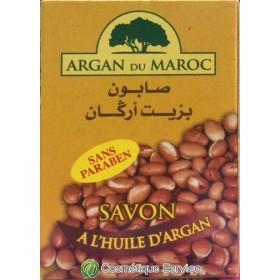 Savon à l'huile d'argan - ARGAN DU MAROC
