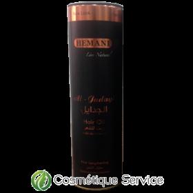 Huile capillaire al-jadayl (orange & noir) - HEMANI