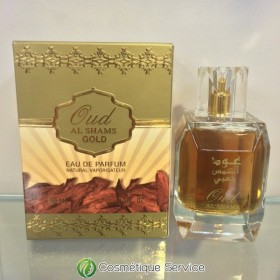 Oud Al Shams Gold 100ml