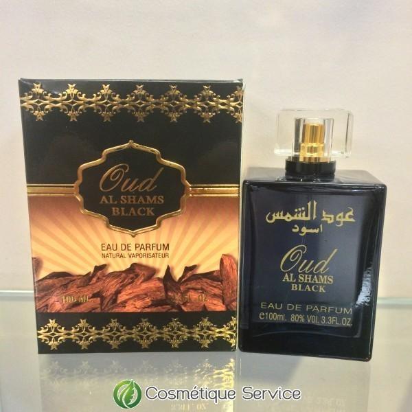 Oud Al Shams Black 100ml