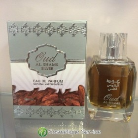 Oud Al Shams Silver 100ml