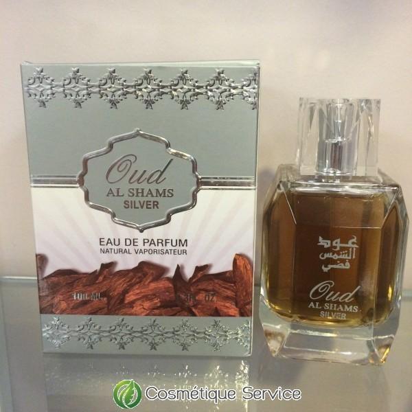 Oud Al Shams Silver 100ml