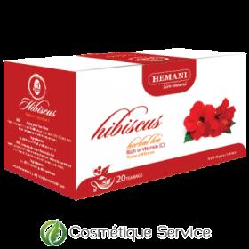 Infusion à l'hibiscus - HEMANI