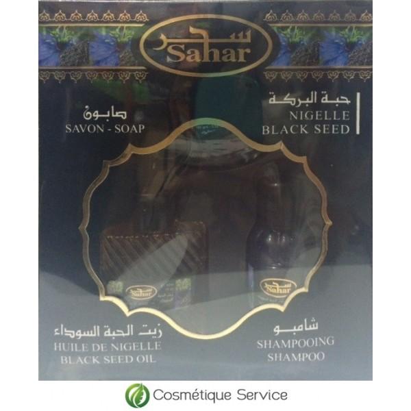 Coffret beauté à l'huile de nigelle - SAHAR