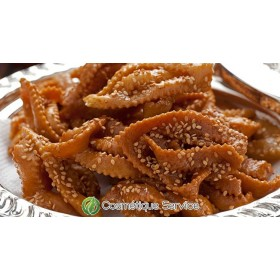 Chebakia aux amandes - 1kg