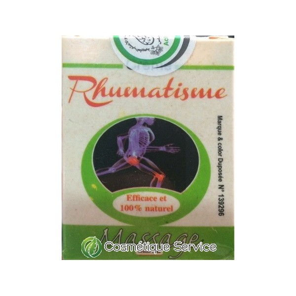 Baume contre le rhumatisme - ACHIFAYNE