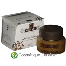 Crème à l'ambre - HEMANI
