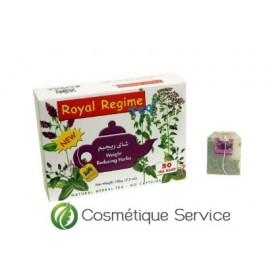 Royal Regime Tea - Thé Minceur 50 sachets