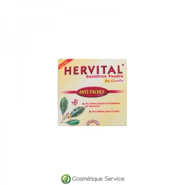 Dentifrice en poudre clou de girofle - HERVITAL