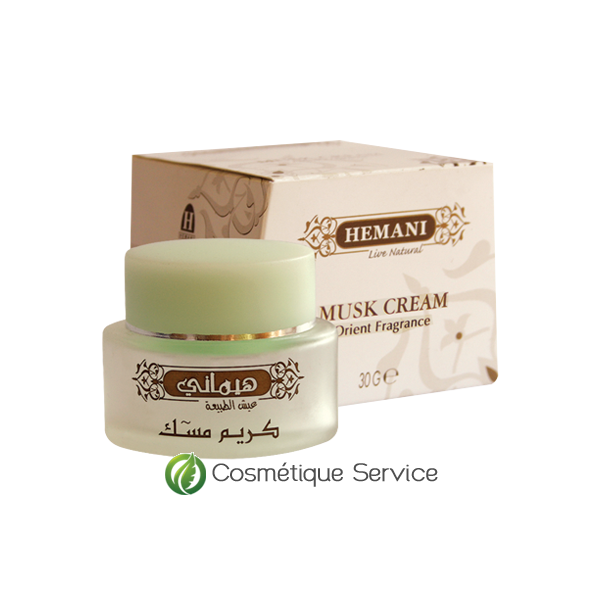 Crème au musc - HEMANI