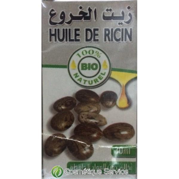 Huile de ricin 30ml - AL KAWTHAR