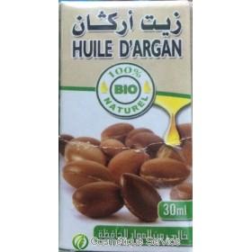Huile d'argan 30ml - AL KAWTHAR