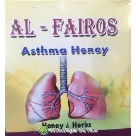 Miel contre l'asthme - AL FAIROS