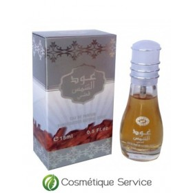 Oud Al Shams Silver 15ml