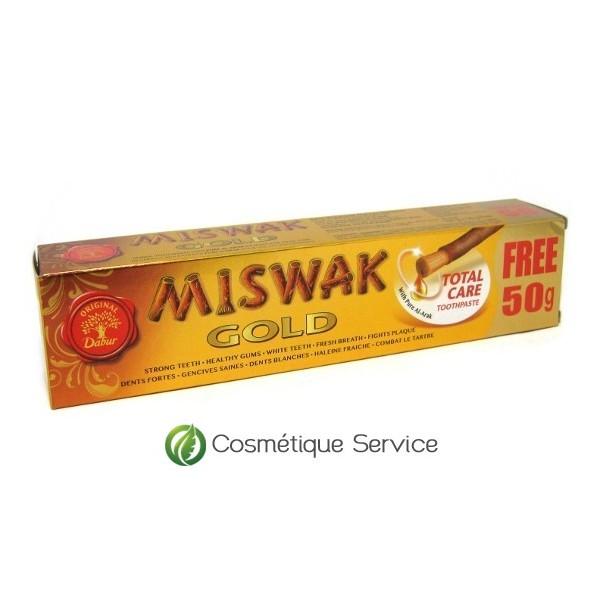 Miswak gold 170g - Dabur