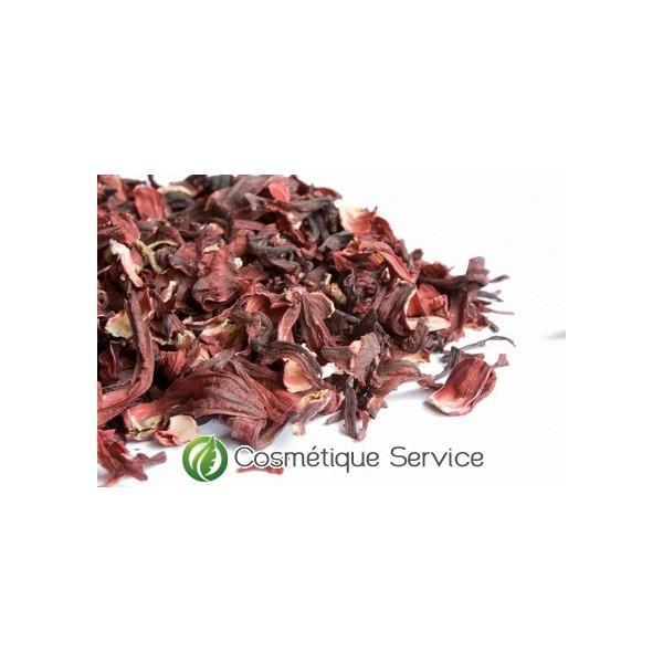 Fleurs d'Hibiscus séchées 1kg