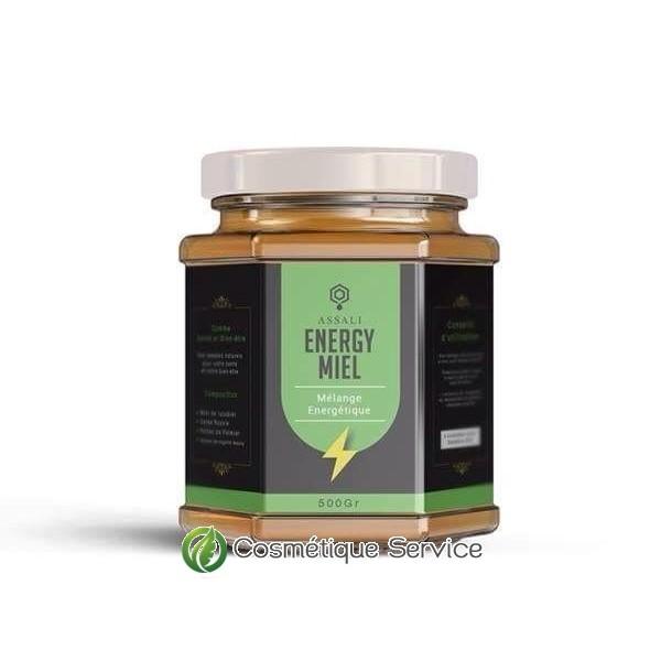 Energy-Miel 500gr - ASSALI