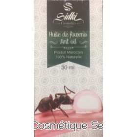 Huile de fourmi 30ml - BIO
