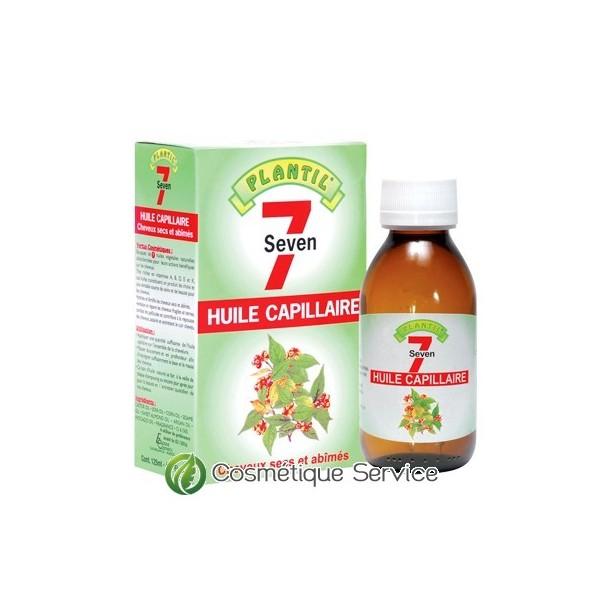 Huile capillaire au sept huiles - PLANTIL