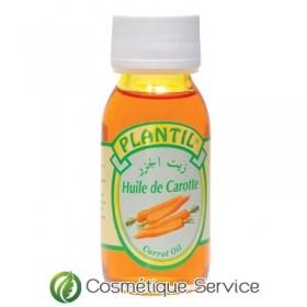 Huile de carotte 60ml - PLANTIL