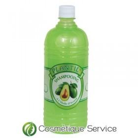 Shampoing à l'huile d'avocat 1L - PLANTIL