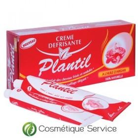 Crème défrisante à l'huile d'argan - PLANTIL